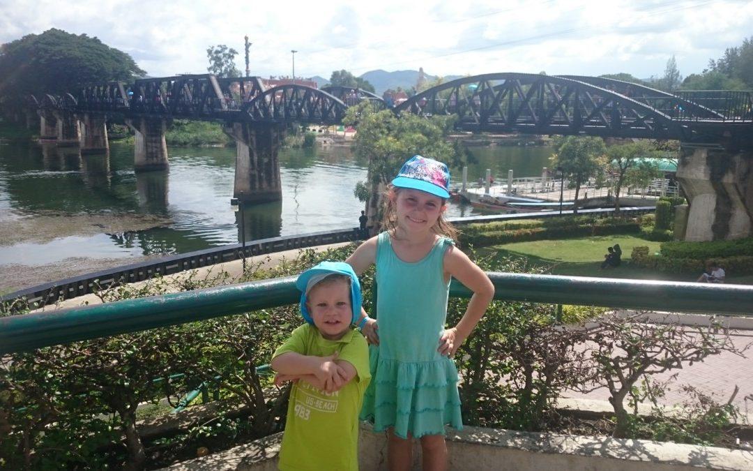 18 Most přes řeku Kwai